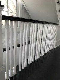 6510 profile railing 3 inches