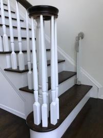 6510 profile railing 3 inches